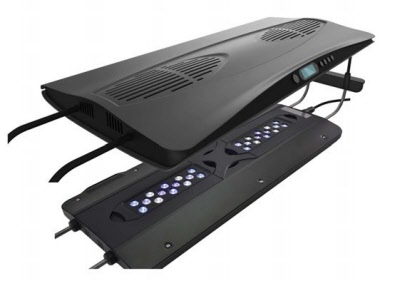 jbj orion lt-120 led-light  sc 1 st  JBJ Nano Cubes & JBJ Aquarium Orion LT-120 LED Lighting On Sale $349.95 Ships Free! azcodes.com